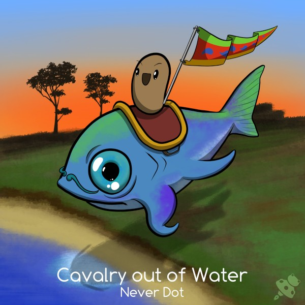 Cavalry out of Water